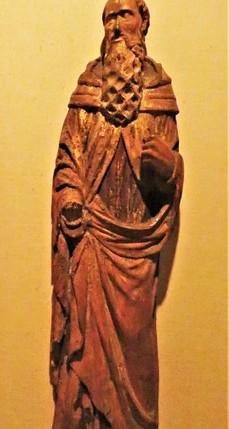 2019-08 Trento (136) Museo diocesano Sant'Antonio abate da Monte Velo (Arco) MOD